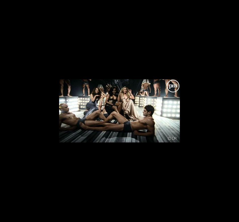 """Les Sugababes dans le clip de """"No Can Do"""""""