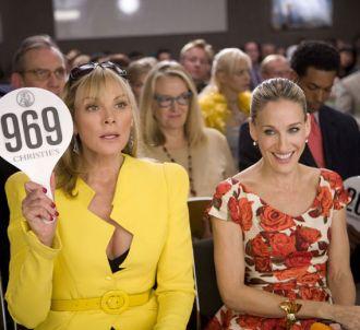 Kim Cattrall et Sarah Jessica Parker dans 'Sex & the City...