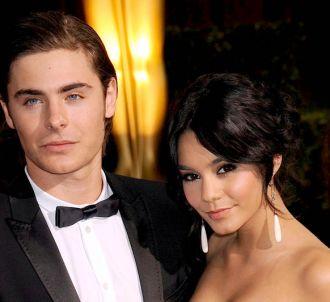Zac Efron et Vanessa Hudgens aux Oscars 2009
