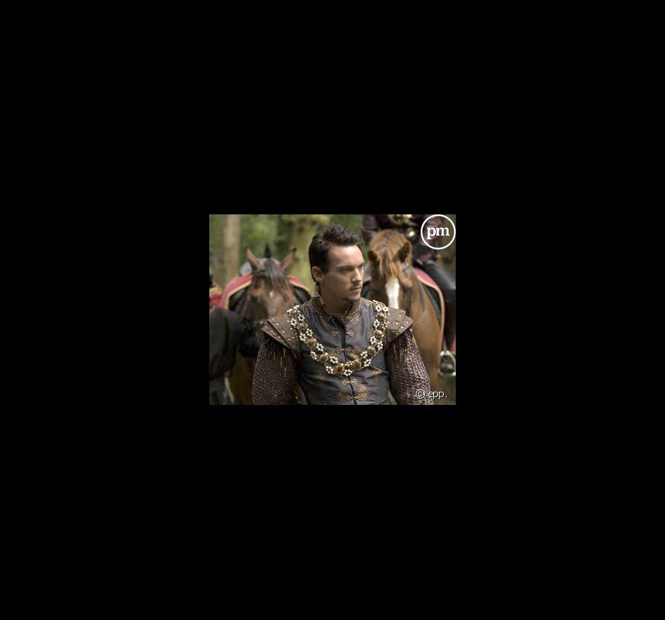 "Jonathan Rhys Meyers dans ""Les Tudors""."