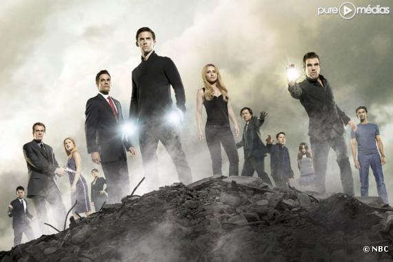 """Le cast de """"Heroes"""" saison 3"""