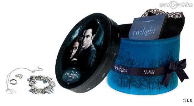 Film DVD Twilight chapitre 1 : Fascination (Edition Ultimate limitée)