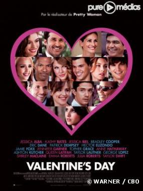 Affiche : Valentine's day