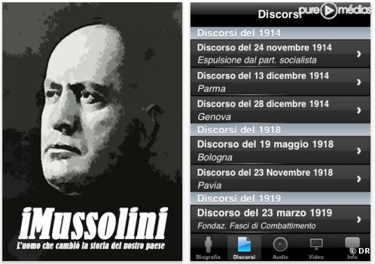 iMussolini