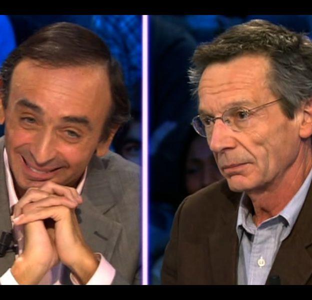 Eric Zemmour et Patrice Leconte