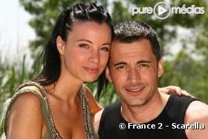 "Anne-Gaelle Riccio et Olivier Minne présentent ""Fort Boyard"""