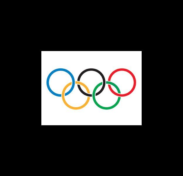 Les anneaux des Jeux Olympiques