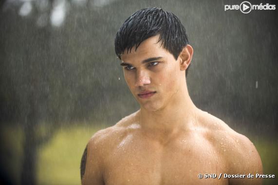 """Taylor Lautner dans """"Twilight - Chapitre 2 : Tentation"""""""