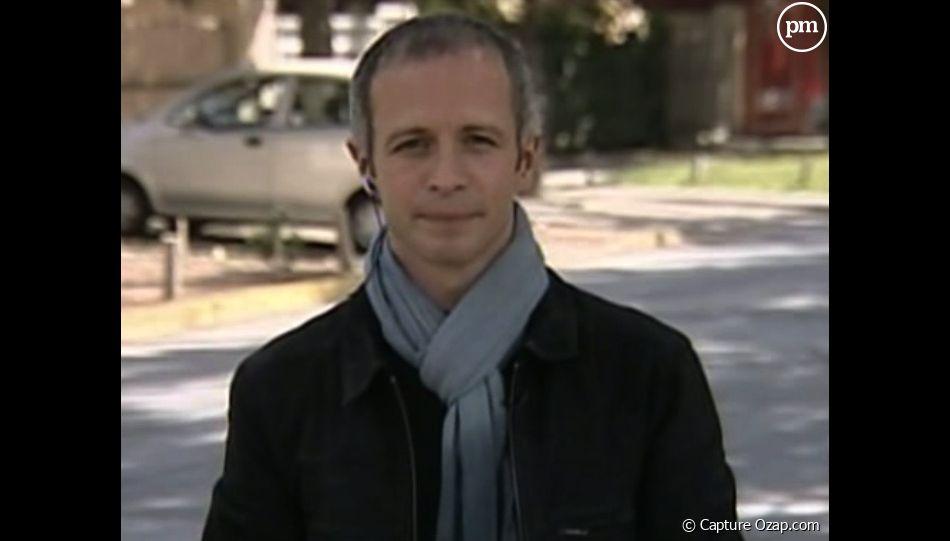Samuel Etienne, sur France 2 le 27 février 2010