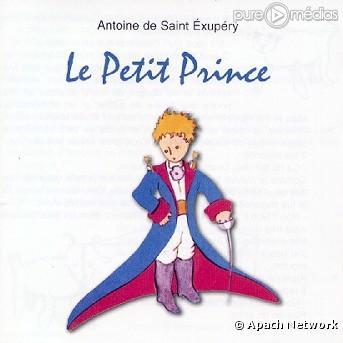 Pochette : le petit prince