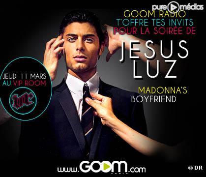 Concours Jesus Luz avec Goom Radio