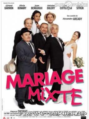 Affiche : Mariage mixte