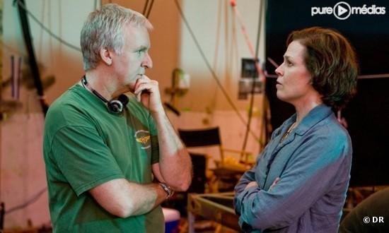 James Cameron / Sigourney Weaver - Avatar