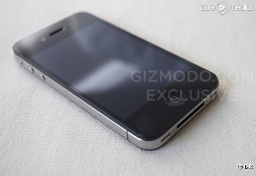 iPhone 4G selon Gizmodo
