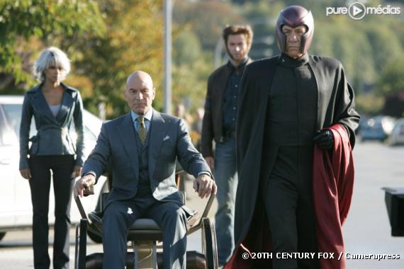 X-men, l'affrontement final
