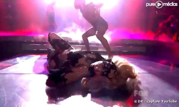 """Lady GaGa sur le plateau d'""""American Idol"""""""