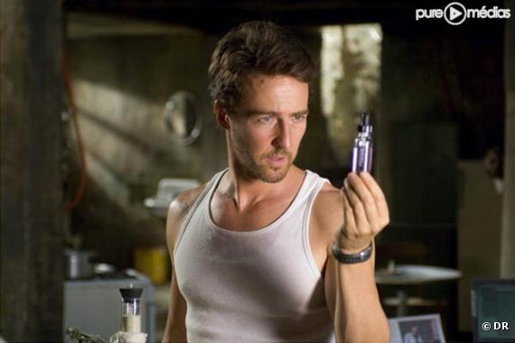 "Edward Norton dans ""The Incredible Hulk"""