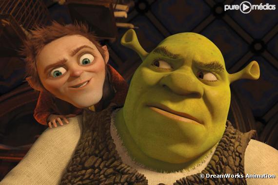 """""""Shrek 4, il était une fin"""""""