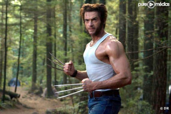 """Hugh Jackman est Wolverine dans la trilogie """"X-Men"""""""