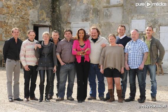 """Le casting de """"L'Amour est dans le pré"""" saison 5 (2010)"""