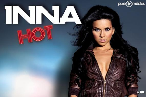 "L'album ""Hot"" d'Inna"