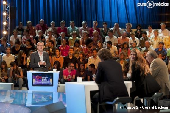 """""""On n'demande qu'à en rire"""" sur France 2"""