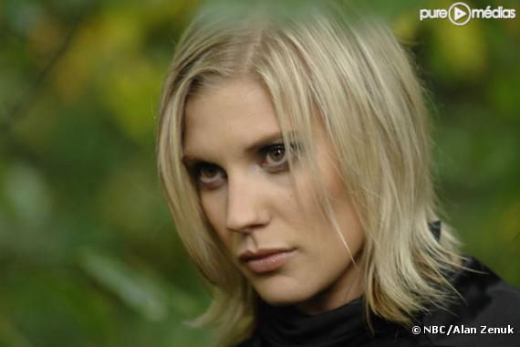 """Katee Sackhoff est Sarah Corvus dans """"Bionic Woman"""""""