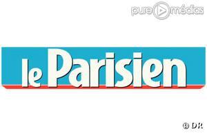 """Le logo du journal """"Le Parisien""""."""