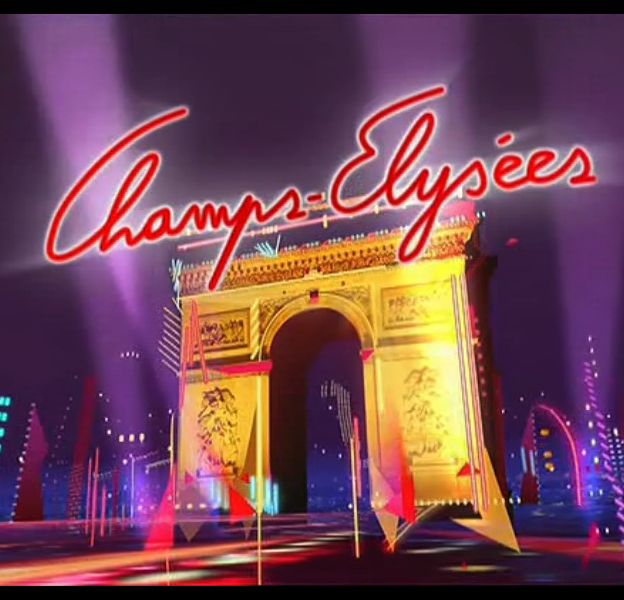 """Champs Elysées"" 2010"