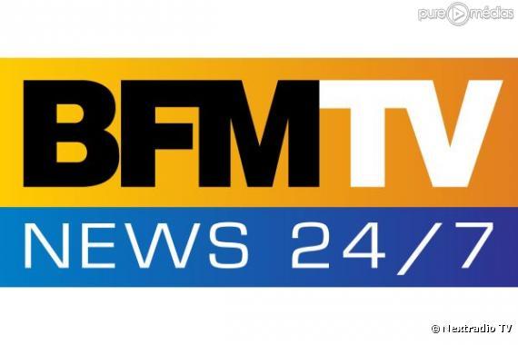 Logo BFM TV