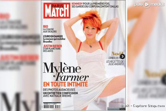Mylène pour Paris Match dans Mylène 1999 - 2000 3797190-mylene-farmer-en-une-de-paris-match-diapo-1