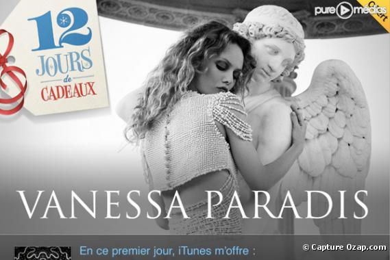 Les 12 jours cadeau sur l'iTunes Store d'Apple.