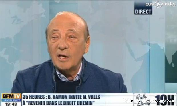 Jacques Séguéla, le 3 janvier 2010 sur BFM TV
