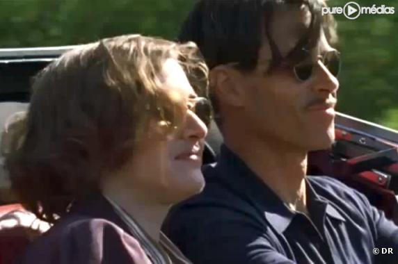 """Kate Winslet et Guy Pearce dans """"Mildred Pierce"""""""