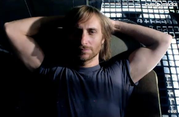 """David Guetta dans le clip de """"Who's That Chick"""""""