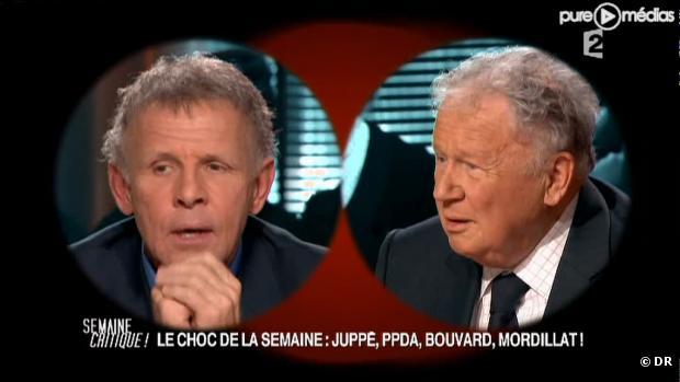 PPDA et Philippe Bouvard