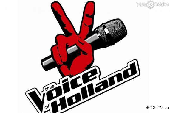 "L'émission ""The Voice of Holland"""