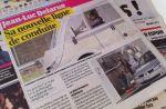Jean-Luc Delarue a pris son camping-car pour rencontrer les lycéens