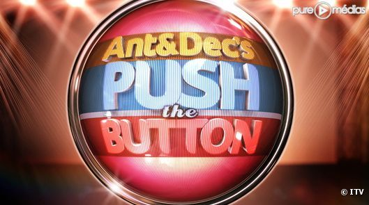 """Le jeu """"Push the button"""" sur la chaîne anglaise ITV"""