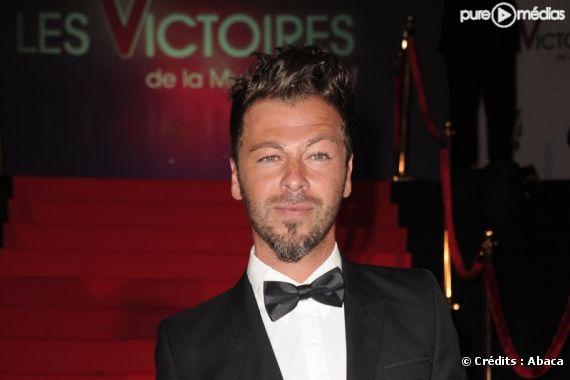 Christophe Maé aux Victoires de la Musique 2011