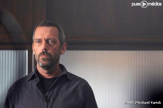 """Hugh Laurie dans """"Dr House"""""""