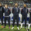 France-Croatie le 30 mars 2011.