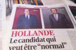 Régime, lunettes, teinture... la presse décortique le look de François Hollande