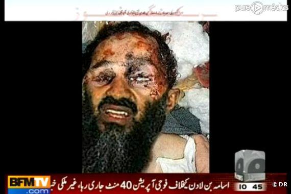 Une fausse image d'Oussama Ben Laden