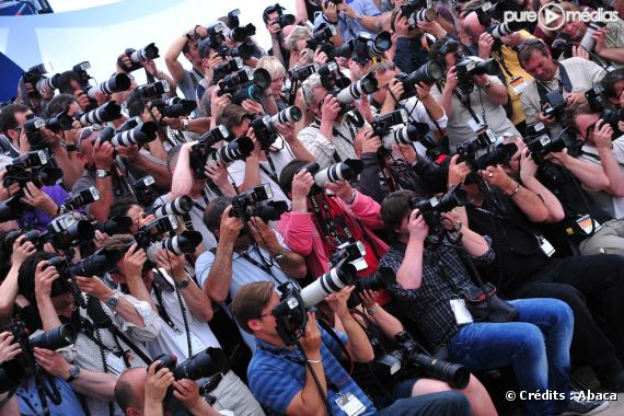 4 500 journalistes et 300 équipes de télévision sont attendus pour le festival de Cannes.