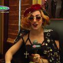 Lady Gaga en interview pour Fun Radio