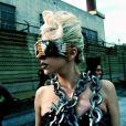 "Lady Gaga dans le clip de ""Telephone"""