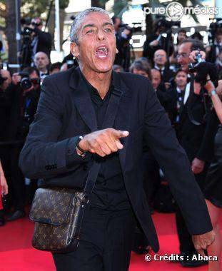 Samy Naceri au 64ème Festival de Cannes