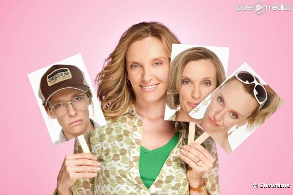 "Toni Collette dans ""United States of Tara"""