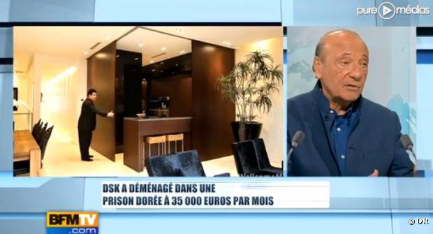 Jacques Séguéla, le 26 mai 2011 sur BFM TV